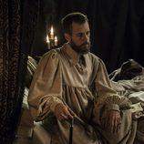 Carlos V a punto de morir en 'Carlos, rey emperador'
