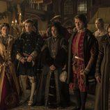 La corte escucha atenta en 'Carlos, rey emperador'