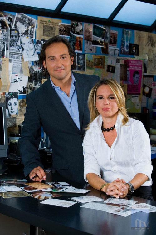Carmen porter y iker jim nez fotos formulatv for Capitulos de cuarto milenio