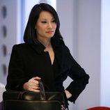 Lucy Liu en el capítulo