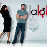 Marina Gatell y Octavi Pujades en un cartel promocional de 'Lalola'