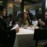 Eric Mabius, Lucy Liu y Judith Light