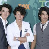 Kevin Jonas, Nick Jones y Joe Jonas
