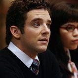 Michael Urie y America Ferrera en la serie 'Ugly Betty'