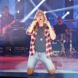 Pablo Puyol es Guns N'Roses en la decimosexta gala de 'Tu cara me suena'