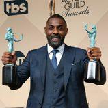 Idris Elba, doble premiado en los SAG 2016