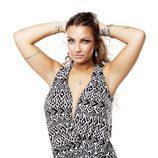 Foto promocional de Elettra, participante de 'MTV Super Shore