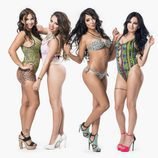 Las chicas de 'MTV Super Shore' posan en bikini