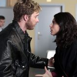 Toni e Inés discuten en 'Cuéntame cómo pasó'