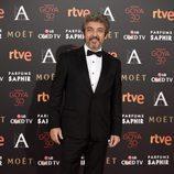 Ricardo Darín en la alfombra roja de los Goya 2016