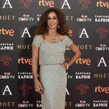 Rosario Flores en la alfombra roja de los Goya 2016