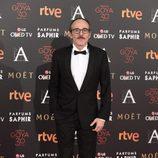 Fernando Guillén Cuervo en la alfombra roja de los Goya 2016