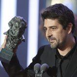 """Ganadores Goya 2016: Cesc Gay, Mejor dirección por """"Truman"""""""