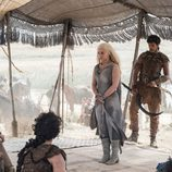 Daenerys Targaryen, presa de los dothrakis en la sexta temporada de 'Juego de tronos'