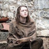 Arya Stark en la sexta temporada de 'Juego de tronos'