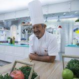 El cocinero Karlos Arguiñano en su programa 'Karlos Arguiñano en tu cocina'