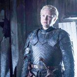 Brienne de Tarth en la sexta temporada de 'Juego de tronos'