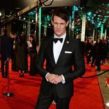 Matt Smith en la alfombra roja de los BAFTA Awards 2016