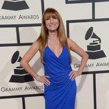 Jane Seymour en la alfombra roja de los Premios Grammy 2016