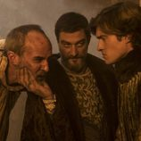 Actores en la película 'La Corona Partida'