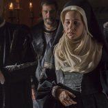 Irene Escolar como Juana la Loca en la película 'La Corona Partida'