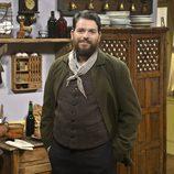 Javier Chou interpreta a Martín Enraje en 'Acacias 38'