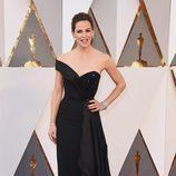 Jeniffer Garner en la alfombra roja de los Premios Oscar 2016
