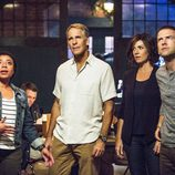 Los personajes nuevos se mezclan con los veteranos en la segunda temporada de 'NCIS: Nueva Orleans'