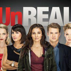 Cartel promocional de la serie 'UnReal'