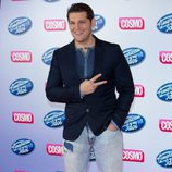 Manu Tenorio en la presentación de 'American Idol' de Cosmo