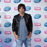Hugo Salazar en la presentación de 'American Idol' de Cosmo