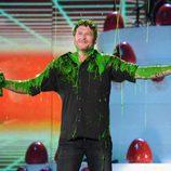 Blake Shelton ('The Voice') presentó la gala de los Nickelodeon's 2016 Kids' Choice Awards