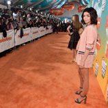Sarah Hyland ('Modern Family') en la alfombra roja de los Nickelodeon's 2016 Kids' Choice Awards