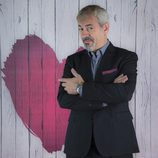 Carlos Sobera, presentador de 'Primeras citas... a ciegas'