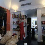 Bibiana Fernández decide qué ponerse en 'En la tuya o en la mía'