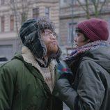 Belén Cuesta y Manuel Burque comparten un casi beso en 'Buscando el Norte'