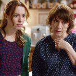 Laura y Mariana se muestran desconcertadas en 'Chiringuito de Pepe'