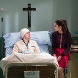 Sofía visita a un convalenciente Guillermo en 'Amar es para siempre'