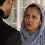 Fátima mantiene una tensa conversación con Khaled en 'El Príncipe'