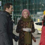Álex, Ulrike y Manuela se encuentran en 'Buscando el norte'
