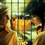 Maggie Civantos y Najwa Nimri protagonizan el póster de la segunda temporada de 'Vis a vis'