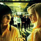 Najwa Nimri y Maggie Civantos son las estrellas del póster de la segunda temporada de 'Vis a vis'