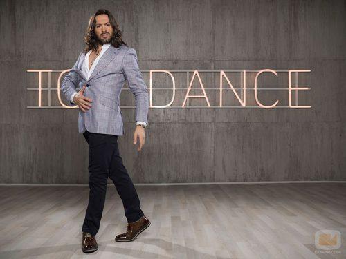 Rafael Amargo es miembro del jurado de 'Top Dance'