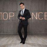 David Bustamante es miembro del jurado de 'Top Dance'