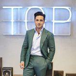 David Bustamante, uno de los miembros del jurado de 'Top Dance'