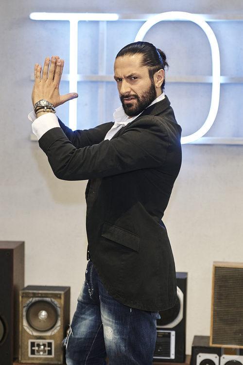 Rafael Amargo, uno de los miembros del jurado en 'Top Dance'