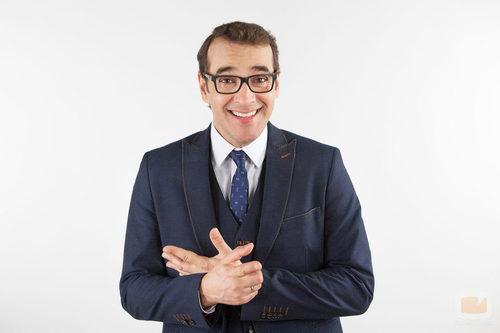 Luis Merlo en la novena temporada de 'La que se avecina'