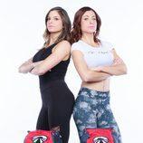 Rocío y Carolina, concursantes de la sexta edición de 'Pekín Express'