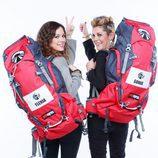 Sonia e Ylenia, concursantes de la sexta edición de 'Pekín Express'