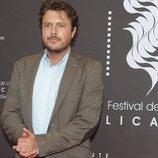 El guionista Tirso Calero